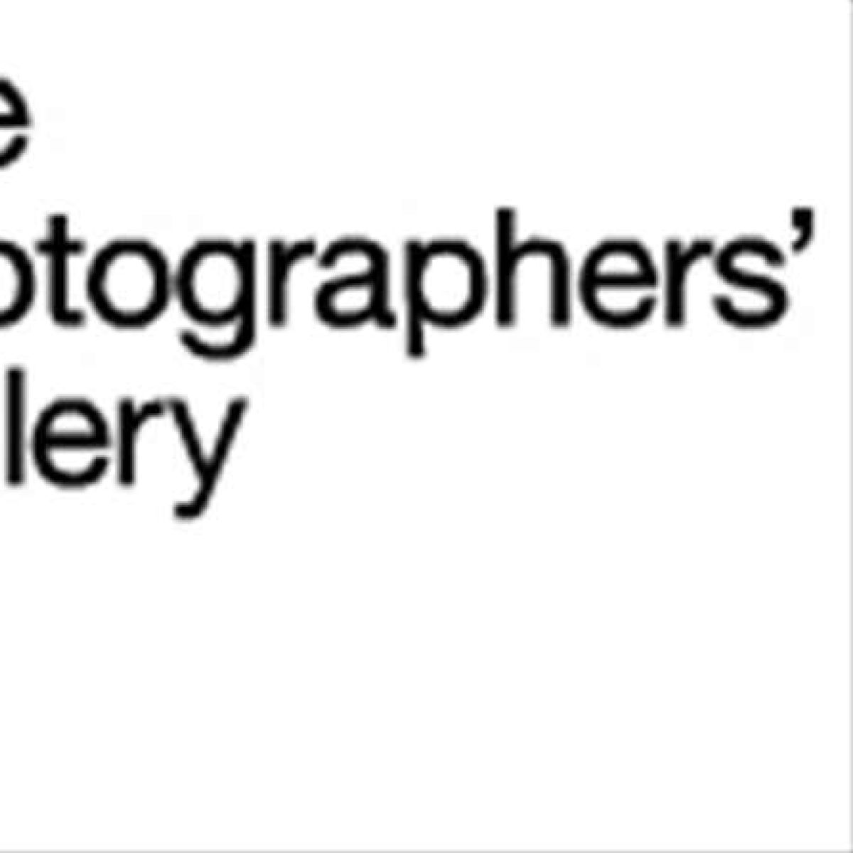 The Photographer's Gallery