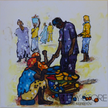 Guy Ngono-the purple client-Olej